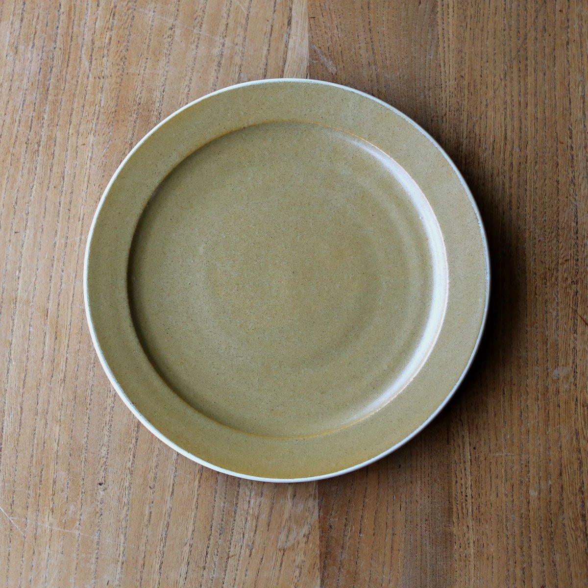 Rim plate /walnut