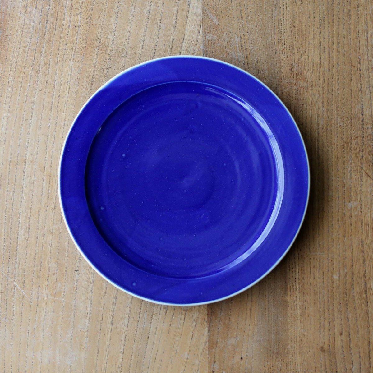Rim plate /blue