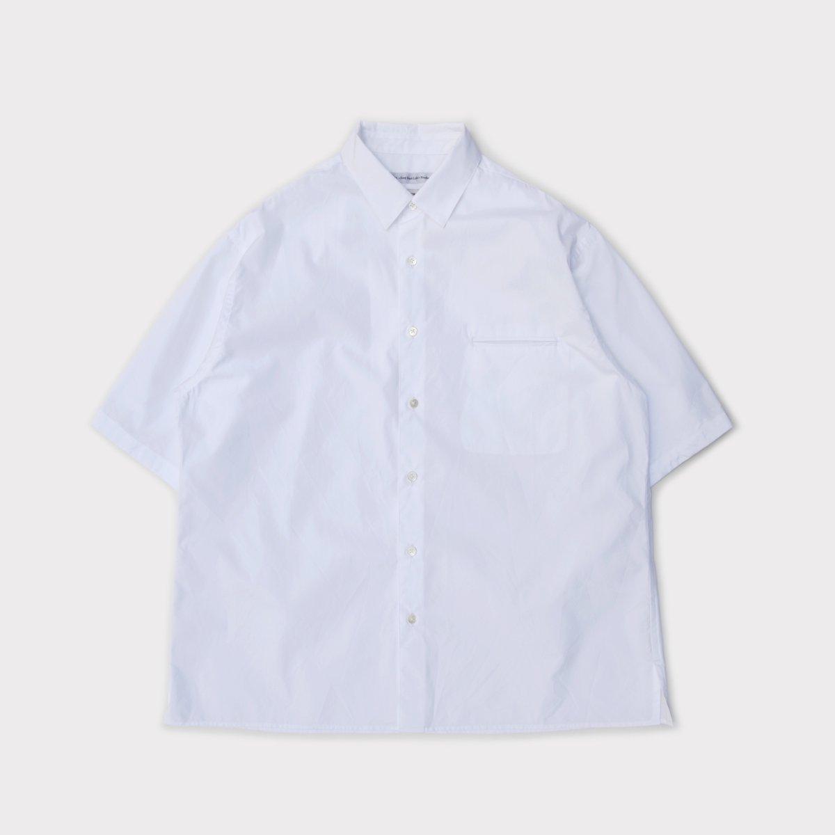 Grooming Shirt S/S  White