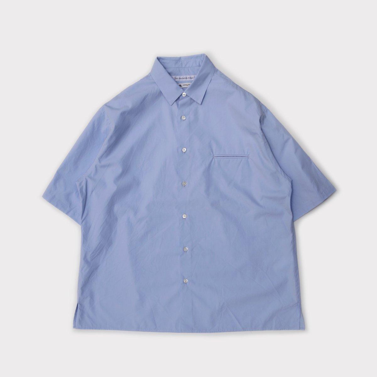 Grooming Shirt S/S  Babyblue