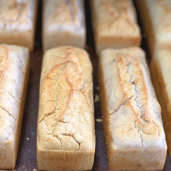 フリー 米粉 パン グルテン