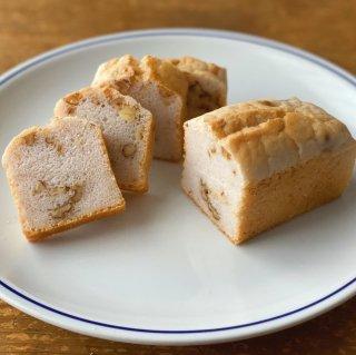 グルテンフリー米粉パン クルミ