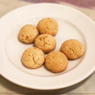 グルテンフリー 米粉クッキー プレーン