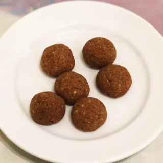 グルテンフリー 米粉クッキー ココア