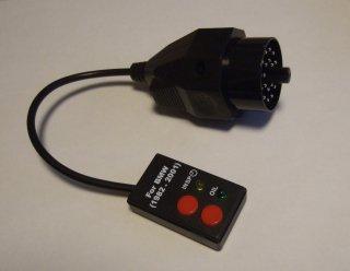 BMW 警告灯リセットツール