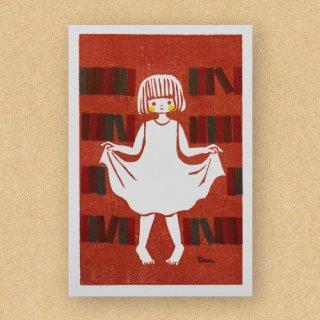 とみこはんポストカード(5種類)