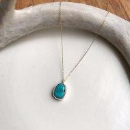 Sierra Nevada Drop Necklace /gold chain 1