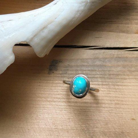 Turquoise Ring 3  /Sleeping Beauty