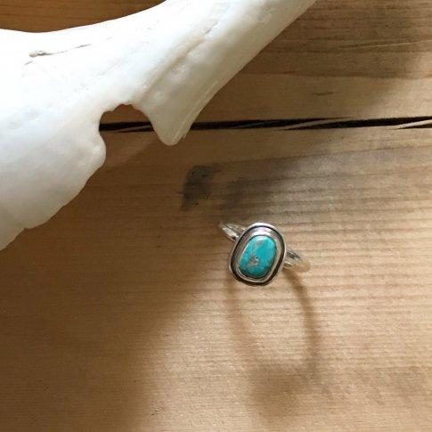 Turquoise Ring 5  /Sierra Nevada