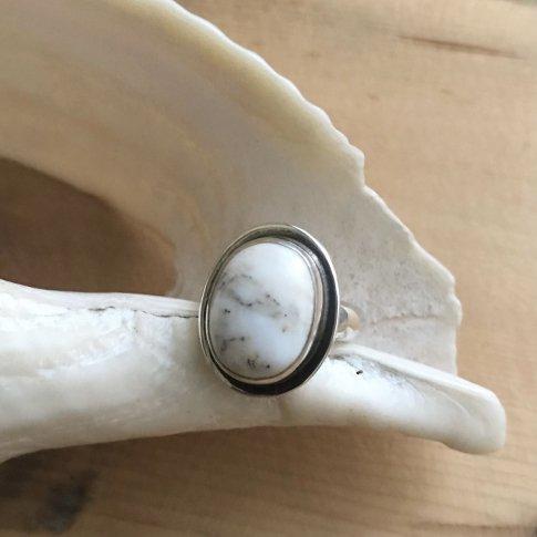 White Buffalo Ring /Original