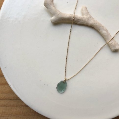 Rosecut Tourmaline Necklace 1