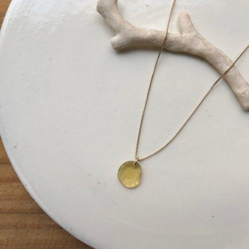 Rosecut Tourmaline Necklace 3
