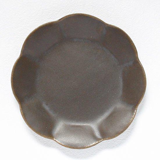 輪花皿 M / 古谷製陶所