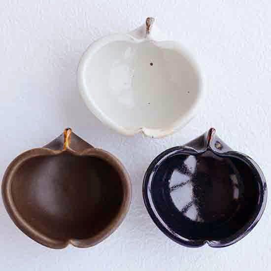 りんご鉢 ミニ / 古谷製陶所