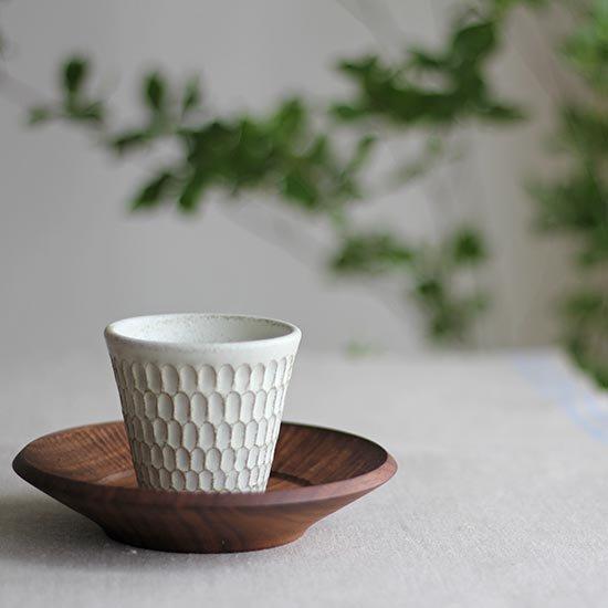 茶托的小皿 / 堀宏治