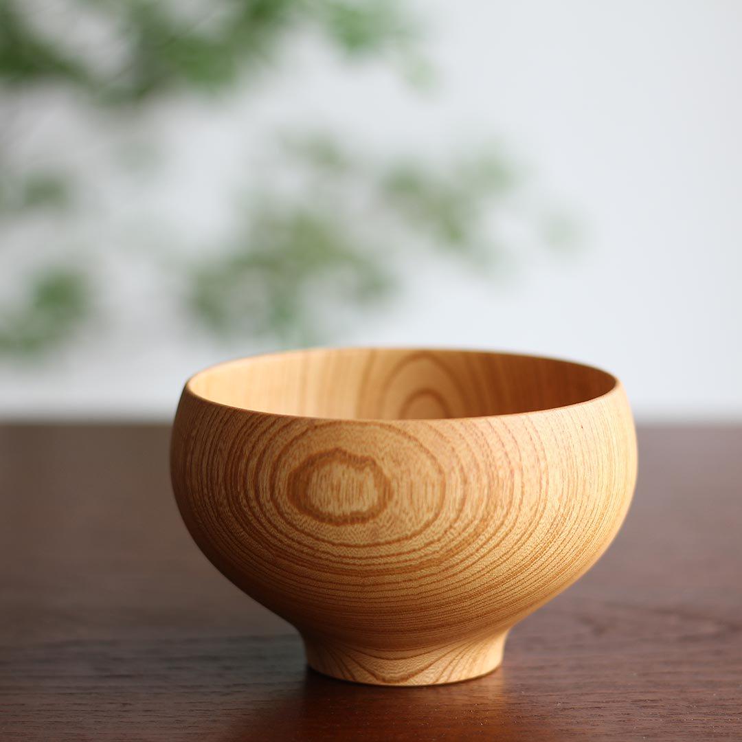 お椀 MATEVARI ケヤキ / 我戸幹男商店