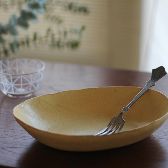 オーバル皿 / クラフト石川