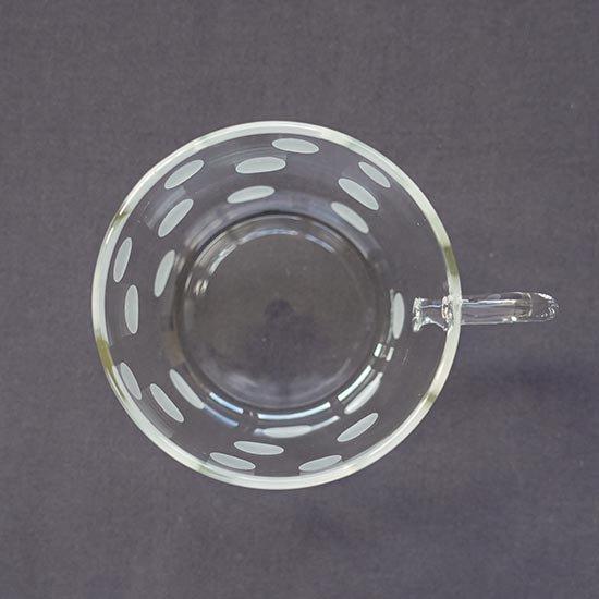 KIRIKO耐熱マグ 水玉 / 山口未来