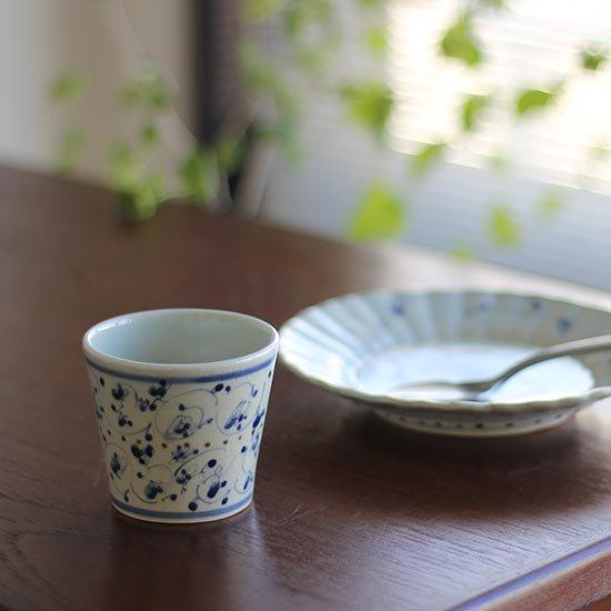花唐草 フリーカップ  / 石井桃子