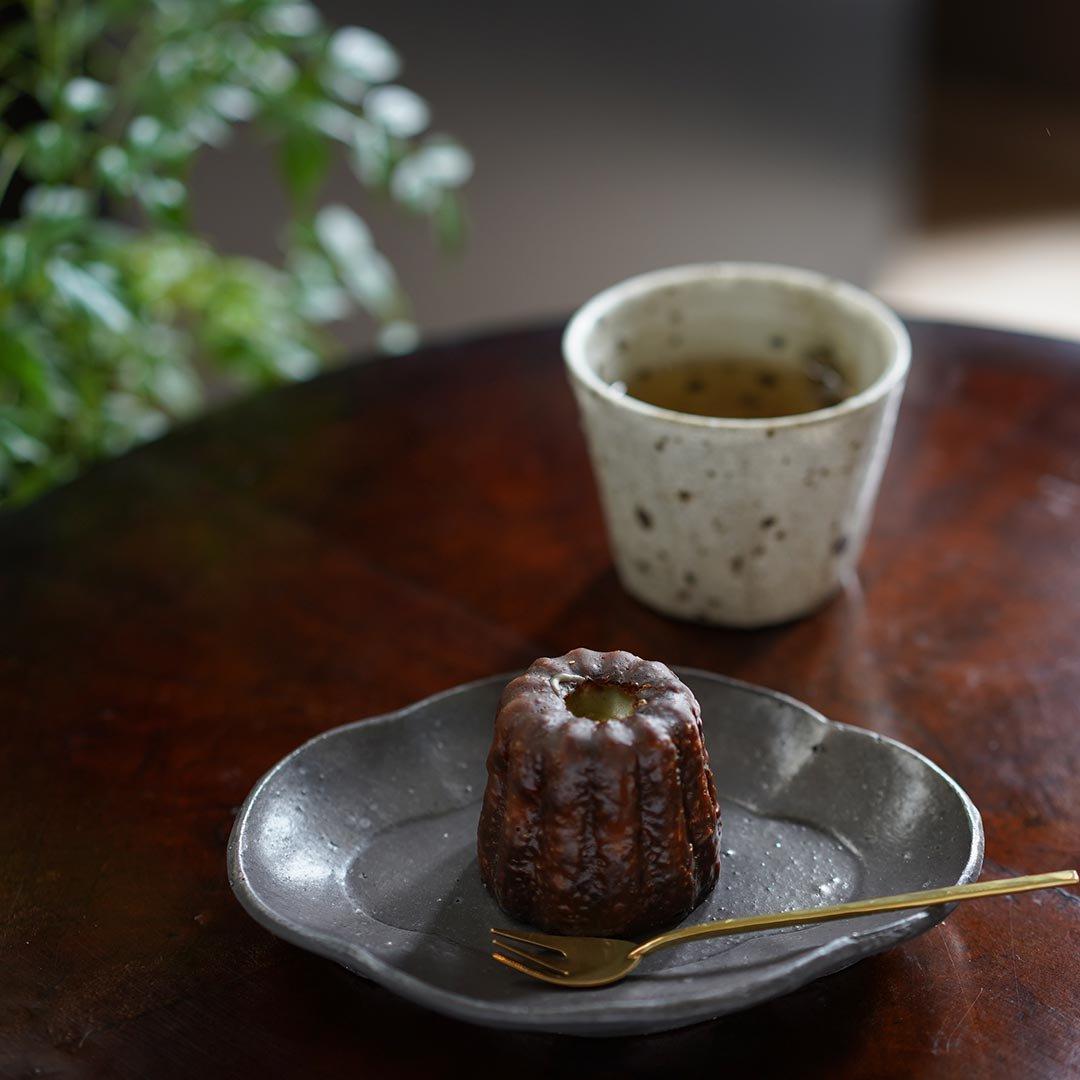 5.5寸木瓜皿 / 加藤祥孝