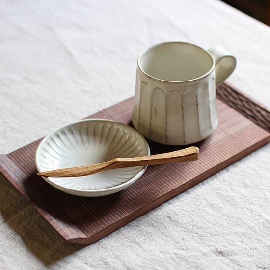 しのぎコーヒーカップ / 若林奈央子