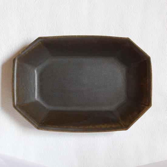八角深鉢 大 / 古谷製陶所