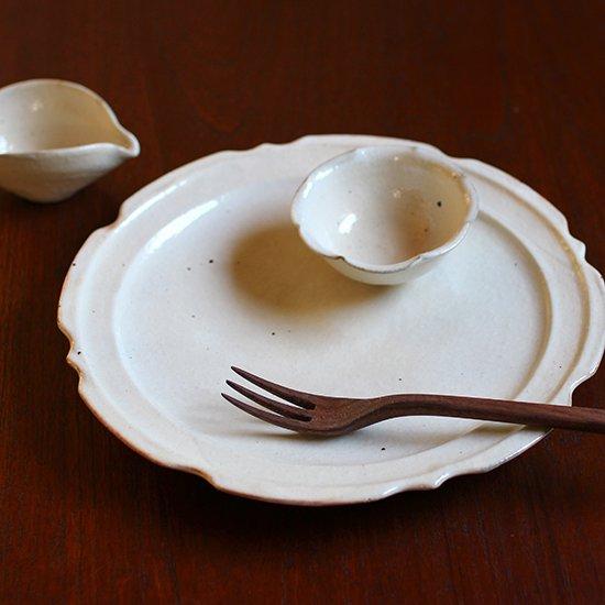 輪花鉢 ヒメ / 古谷製陶所