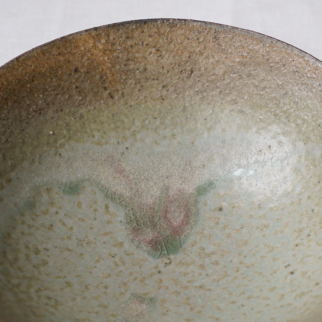 楕円鉢 / 冨部咲喜子