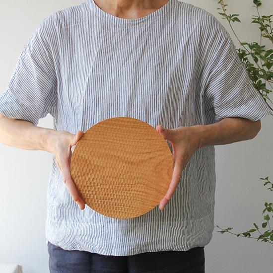 パン皿 中 / 高塚和則