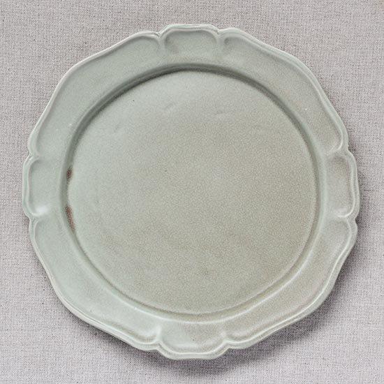 8寸洋皿 / 長浜由起子