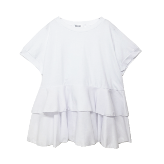 <img class='new_mark_img1' src='https://img.shop-pro.jp/img/new/icons20.gif' style='border:none;display:inline;margin:0px;padding:0px;width:auto;' />ティアードTシャツ 21SS