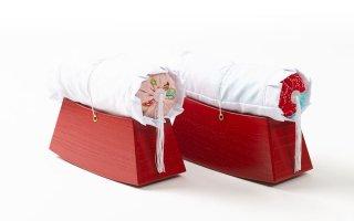 函枕(箱枕)