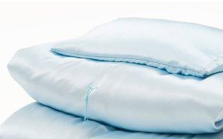 シルク100% 喘息・アレルギー対策寝具【floss】まくら