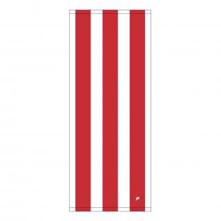 今治フェイスタオル × OCEAN 刺繍入りRed 400匁