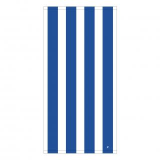 今治 バスタオル × OCEAN 刺繍入り Blue 1,200匁