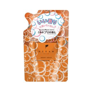オーシャントリコ ボディソープ【好きになっちゃう香り】400ml【詰替用】