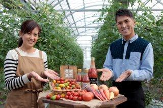 【数量限定】令和3年1月から旬を味わうトマトの半年パック (お届けエリア 北海道)