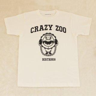 [CrazyZoo] ANNIVERSARY TEE