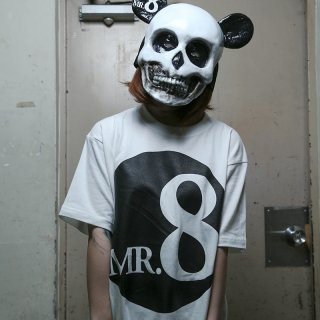 [MR.8] ロゴTシャツ