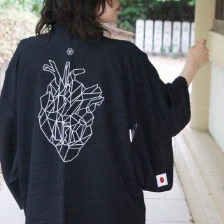 [HIYU] リメイク黒羽織 (心臓)