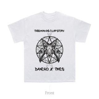 [TMCS] TMCS×団長(NoGoD)コラボTシャツ WHITE