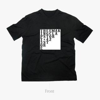 [TMCS] TMCS×423storeコラボTシャツ BLACK