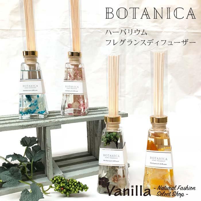 BOTANICA ハーバリウムフレグランスディフューザー メインイメージ