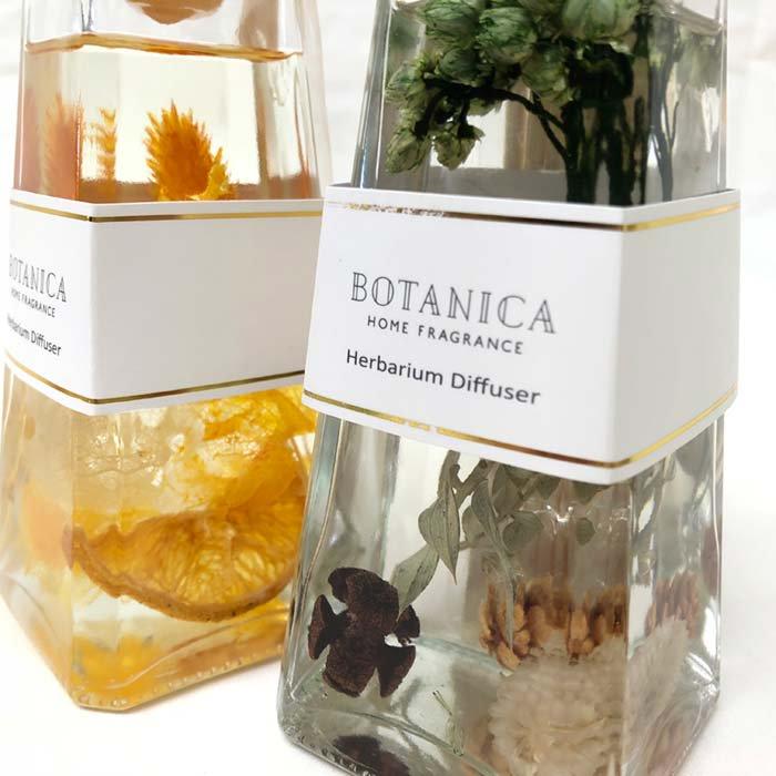 BOTANICA ハーバリウムフレグランスディフューザー サブイメージ