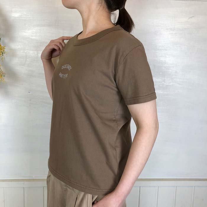 PACIFICPARK 天竺ロゴプリント半袖Tシャツ(日本製) サブイメージ