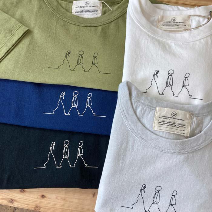 PUTI PRICE コットンプリント半袖Tシャツ 日本製 サブイメージ
