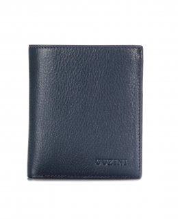 トルコ レザー 財布 ネイビー 牛革100% 1587