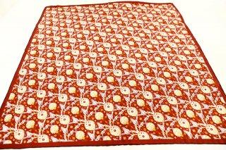 トルコ製 オリジナルシルクスカーフ シルク100% ーID S105−9