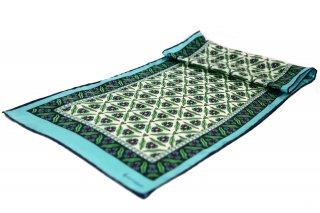 トルコ製 オリジナルシルクスカーフ シルク100% ーID S101−3