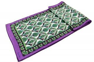 トルコ製 オリジナルシルクスカーフ シルク100% ーID S102−2